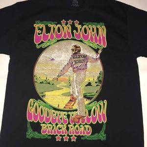 ELTON JOHN CONCERT TOUR TEE! HARD TO FIND!